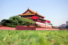 Free Beijing Tiananmen Stock Photos - 16558983