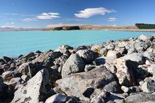 Free Lake Pukaki, New Zealand Stock Photography - 16559322