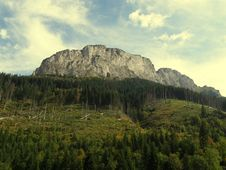 Mountains In Slovakia (Belanske Tatry) Stock Image