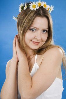Free Beautiful Woman Smiles Royalty Free Stock Photo - 16560975