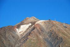 Free Teide Stock Image - 16561181