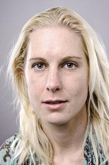 Free Detailed Portrait Stock Image - 16561381