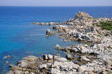 Free Punta Molentis, Villasimius, Sardinia, Italy Stock Images - 16561464