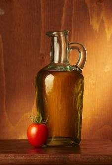 Free Olive Oil Royalty Free Stock Photography - 16563387