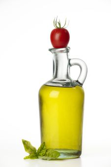Free Olive Oil Stock Photography - 16563532