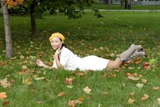 Free Rest In Park Stock Photos - 16563553