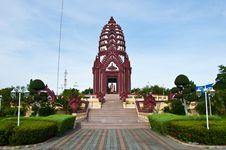 Free City Pillar Shrine Royalty Free Stock Image - 16563576
