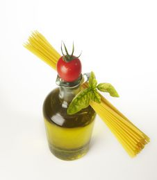 Free Olive Oil Royalty Free Stock Photography - 16563577