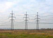 Free Power Line Stock Images - 16564184