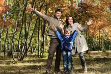 Free Emotional Family Stock Photo - 16564730