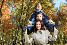 Free Parents Royalty Free Stock Photography - 16564967