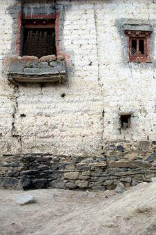 Free Tibetan Style Architecture Royalty Free Stock Photo - 16566125