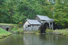 Free Mabry Mill Stock Images - 16566254