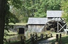 Free Mabry S Mill Stock Photos - 16566323