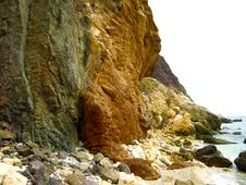 Free Mountain Near Sea Stock Photos - 16567373