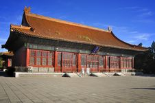 Free Beijing Forbidden City Palace Stock Image - 16568761