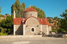 Chapel . Royalty Free Stock Photo
