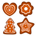Free Gingerbread Cookies Stock Photography - 16578202
