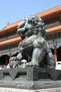 Free Lion Statue Stock Images - 16579574