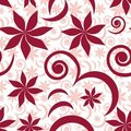 Free Seamless Flower Pattern Stock Images - 16579734