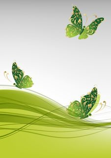 Free Green Background Stock Photos - 16570283