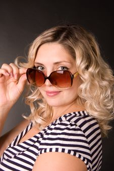 Free Photo Of Beautiful Young Woman Of Blonde Royalty Free Stock Photos - 16571788