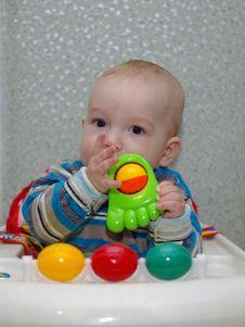 Free Little Boy Stock Photo - 16573570