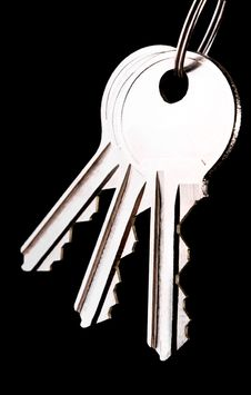 Free Bunch Of Keys Royalty Free Stock Photography - 16573697