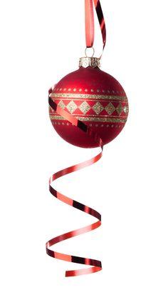 Free Christmas Ball Royalty Free Stock Photo - 16574075