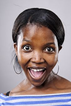Free Silly Funny Face Royalty Free Stock Photo - 16574755