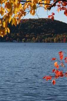 Free Lake Dunmore Stock Photography - 16575712