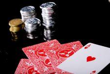 Free Poker Java Royalty Free Stock Images - 16575849