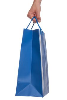 Free Shopping Bag Royalty Free Stock Photo - 16577205