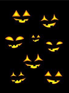 Free Halloween Lanterns Stock Photos - 16578103