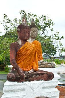 Free Buddha Status Royalty Free Stock Images - 16578109