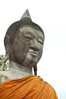 Free Buddha Status Royalty Free Stock Photos - 16578118