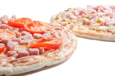 Free Pizza Ingredients Royalty Free Stock Photos - 16578698