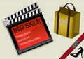 Free Big Sale Poster Stock Photo - 16584960