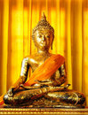 Free Image Of Buddha In A Temple Of Thailand Royalty Free Stock Photos - 16585008