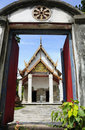Free Buddhist Monastery, In The Temple Of Thailand Stock Photos - 16588843