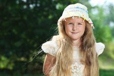 Free Cute Girl Royalty Free Stock Photo - 16580415
