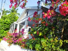 Free A House In Key West Royalty Free Stock Photos - 16580658