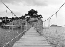 Free Bridge In Zakynthos Royalty Free Stock Photography - 16581207