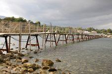 Free Bridge In Zakynthos Royalty Free Stock Image - 16581286