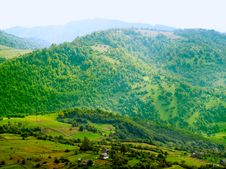Free Ukrainian Landscape. Stock Photo - 16581620