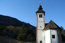 Free Bohinj, Slovenia Royalty Free Stock Photography - 16581657