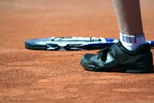 Free Tennis Royalty Free Stock Photography - 16582237