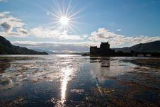 Free Eilean Donan Castle V3 Royalty Free Stock Photo - 16582245