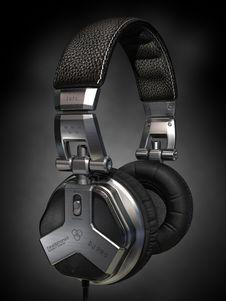 Free Headphones Stock Photography - 16582632