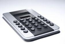 Free Black-silver Pocket Calculator Stock Photo - 16582720